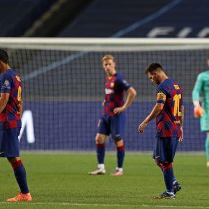 Lio Messi pide salir del Barcelona