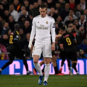 Bale fuera de la convocatoria del Real Madrid para jugar frente al City
