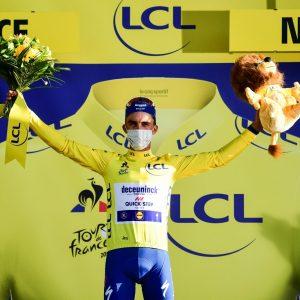 Julian Alaphilippe gana la segunda etapa del Tour de Francia 2020