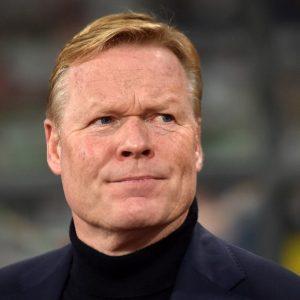 Ronald Koeman nuevo técnico del Barcelona