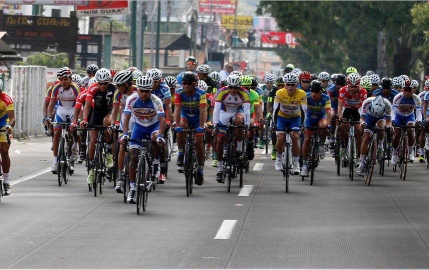 Vuelta Ciclística a Guatemala 2020