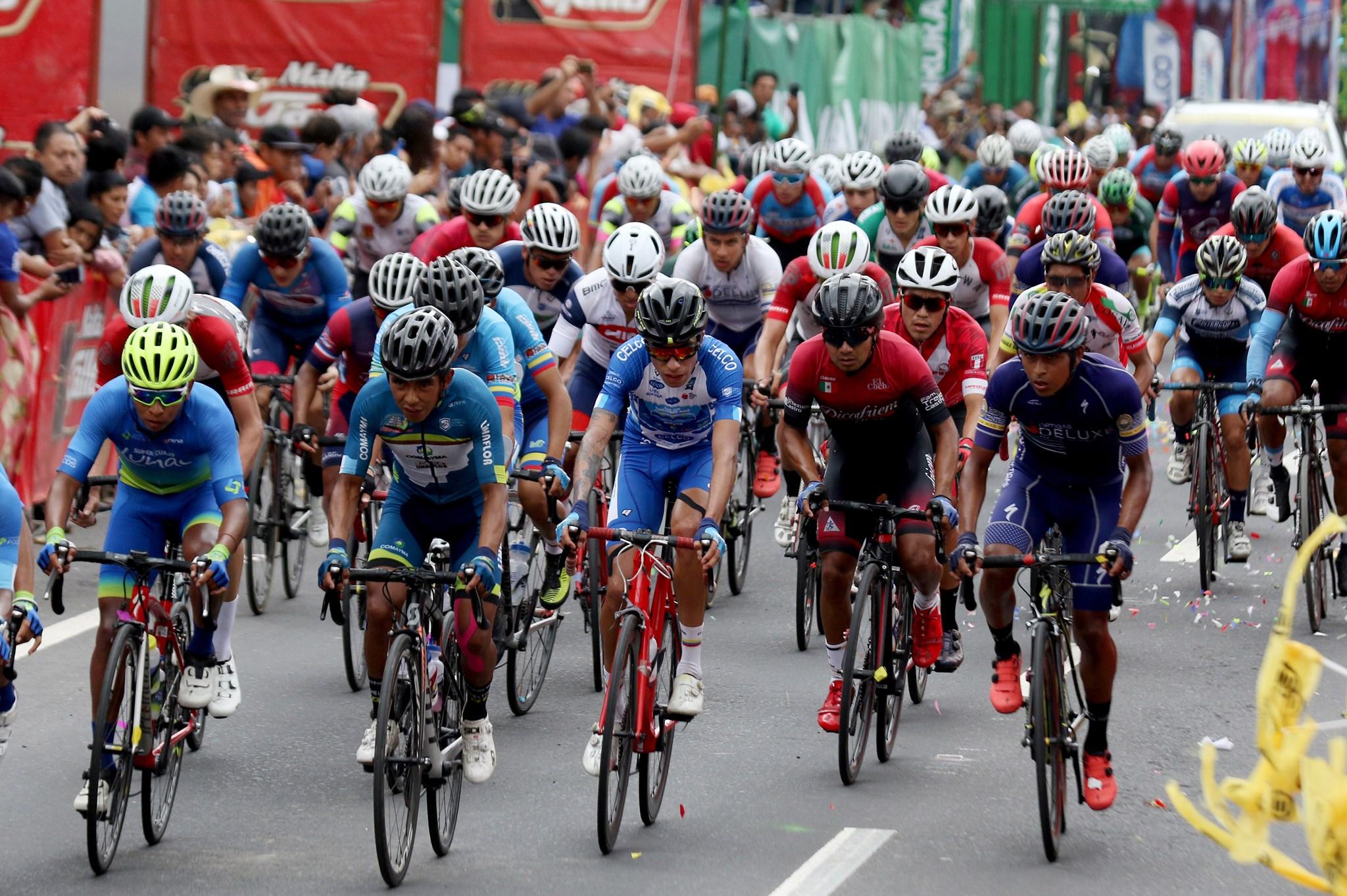 Vuelta a Ciclística a Guatemala 2020