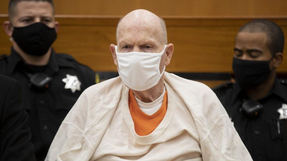 Joseph DeAngelo, asesino serial de California