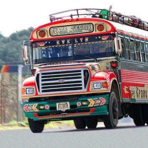 Bus extraurbano