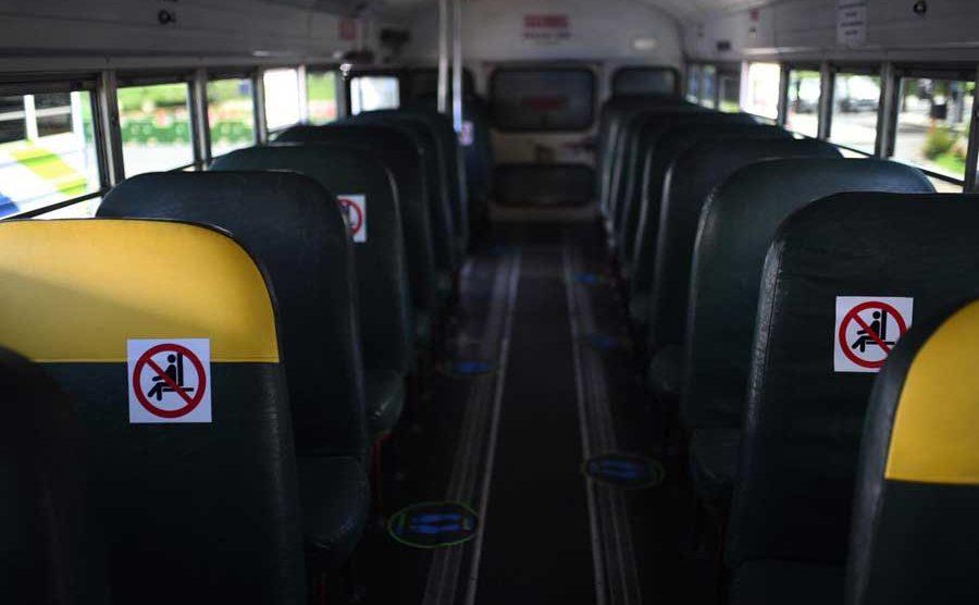Asientos de buses