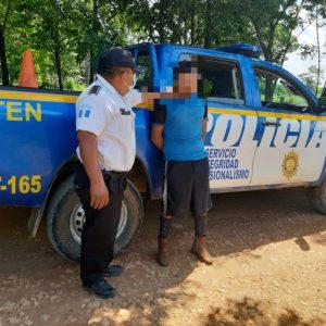 capturado en Petén por matar a su papá