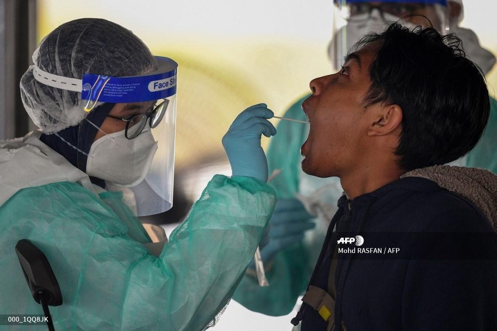 Coronavirus en Malasia