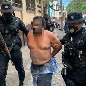 Detenido por atentar contra PNC