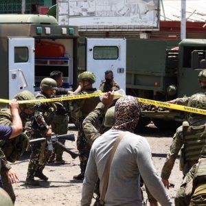 Atentado terrorista en Filipinas