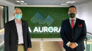 Edwin Asturias y Francis Argueta