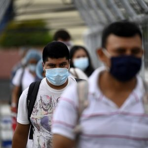 Tablero de alertas por coronavirus: 83 municipios se encuentran en rojo