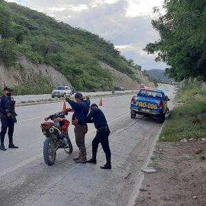estado de prevención en Izabal y Alta Verapaz