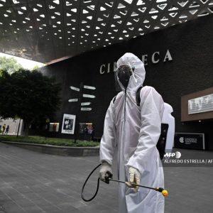 Cineteca Nacional en la Ciudad de México