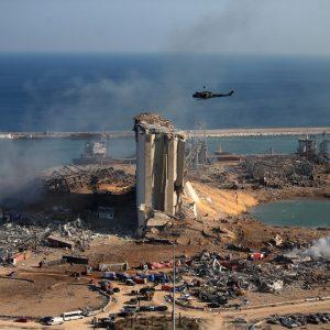 Explosiones en Beirut
