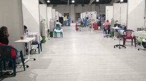 Cuidados especiales para pacientes de COVID-19