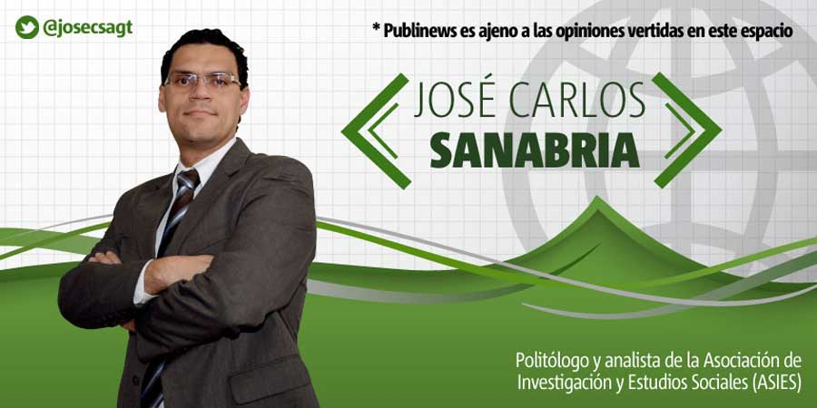 José Carlos Sanabria