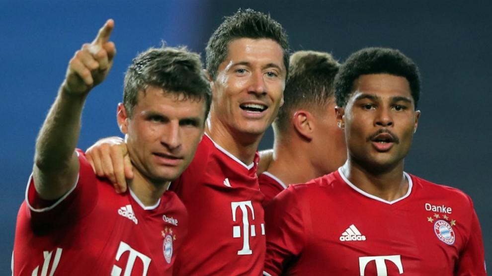 Lyon Vs Bayern Munich Resultado Del Partido Por La