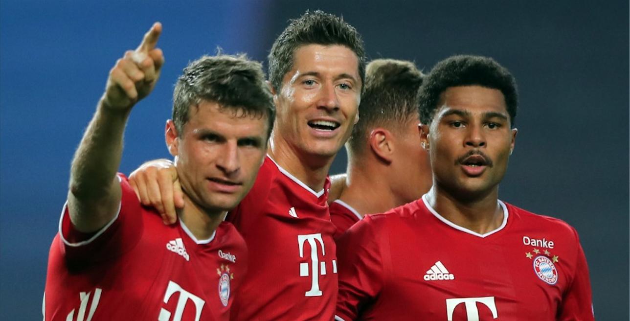 Bayern München Championsleague
