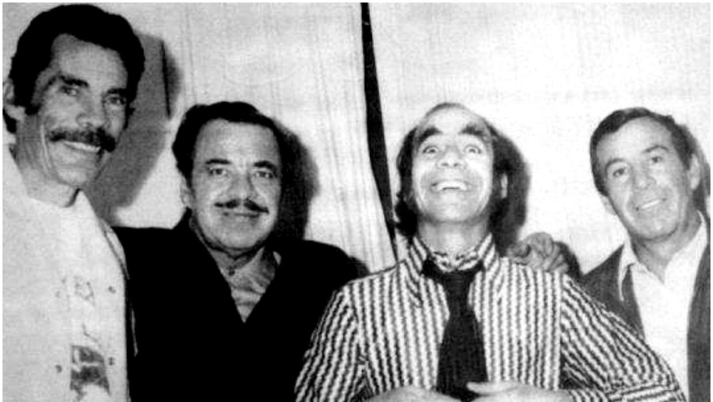 """""""El loco"""" Valdés y sus hermanos"""