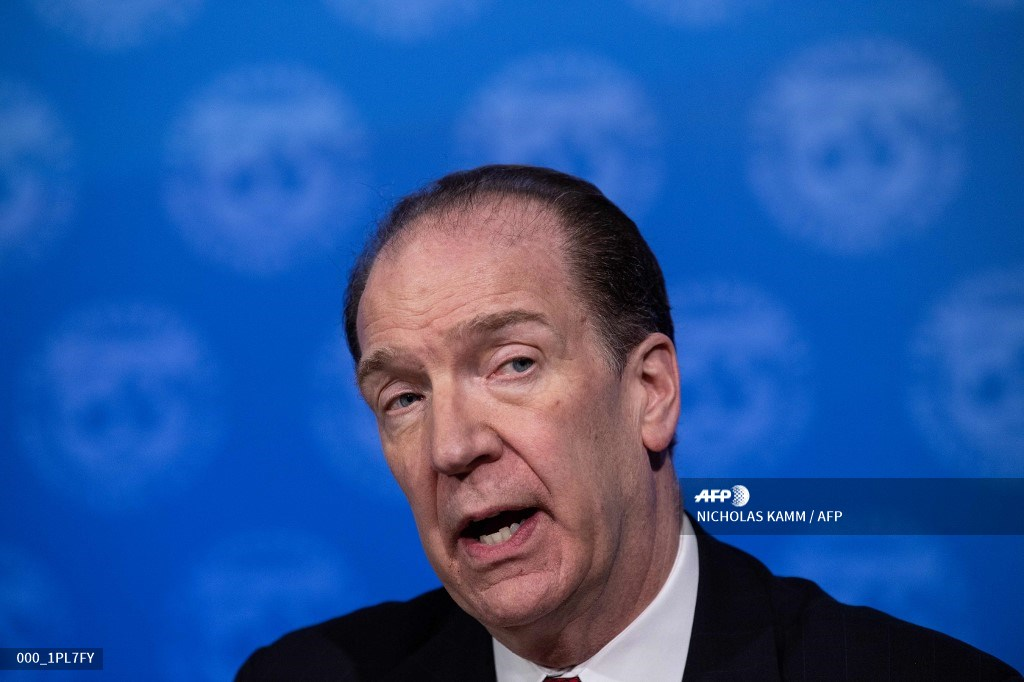 David Malpass, presidente del Banco Mundial