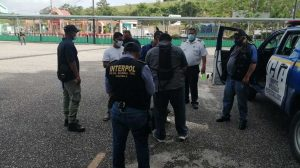 Pandilleros detenidos en Petén