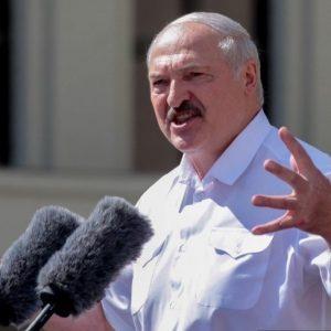 Alexandre Lukashenko, presidente de Bielorrusia