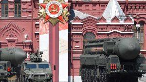 Armas hipersónicas de Rusia