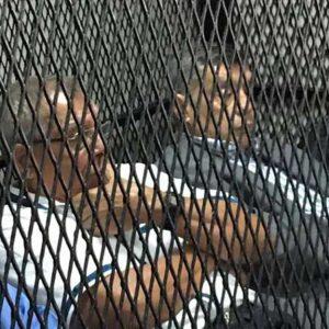 Sentenciados en caso Molina Theissen