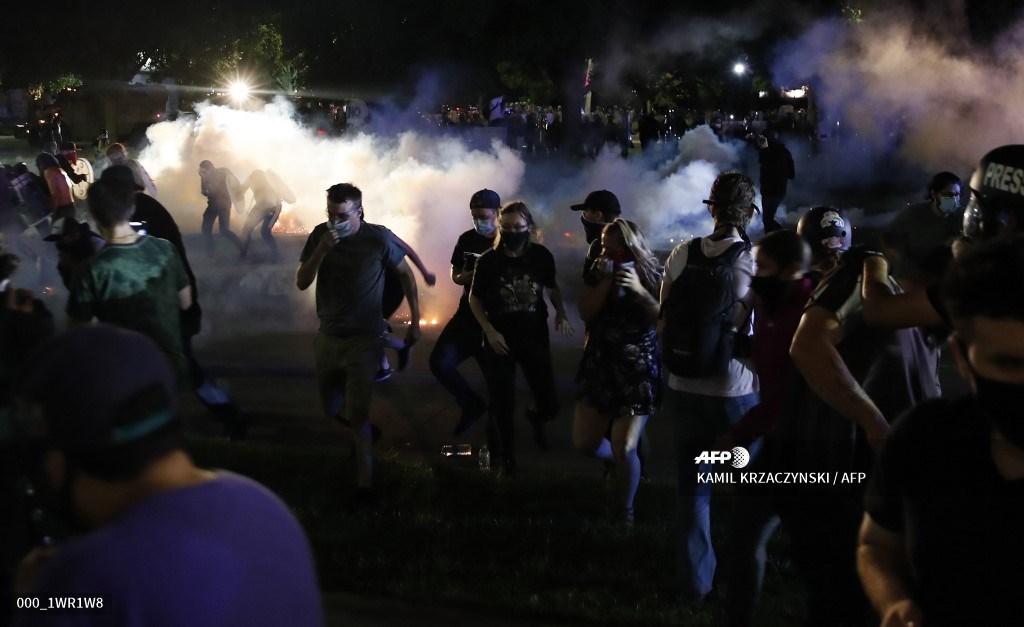 Disturbios en Kenosha, Wisconsin