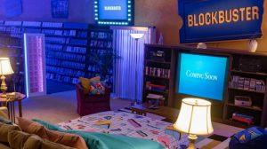 Convierten el último Blockbuster del mundo en un Airbnb