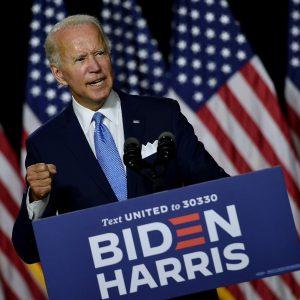 Joe Biden, exvicepresidente de Estados Unidos