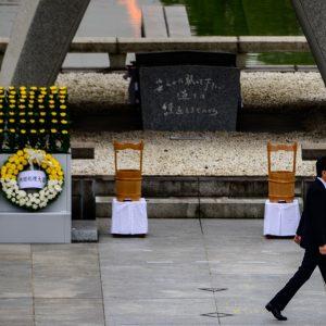 Aniversario de la bomba atómica de Hiroshima