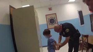 Arresto de niño de 8 años en Florida