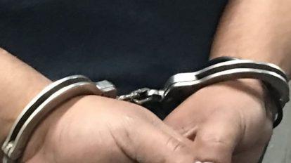 Banquero guatemalteco capturado.