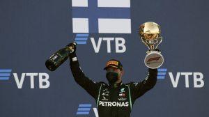 Valtteri Bottas se queda con el GP de Rusia