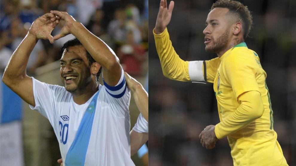 """Carlos """"el Pescado"""" Ruiz supera en una clasificación a Neymar"""