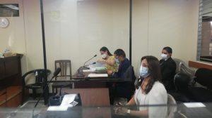 MP señala a Patricia Marroquín de fraude.