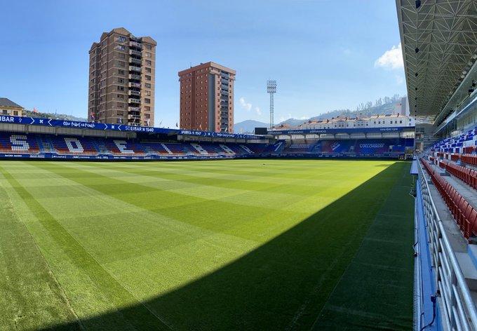 Eibar vs Celta, inicio de la temporada 2020-2021