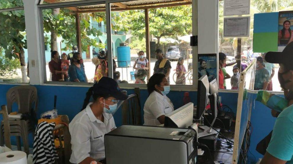 Comedores sociales, programa del Gobierno de Guatemala.