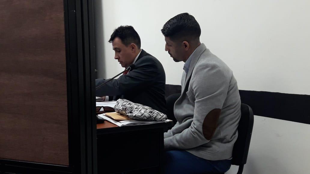 Israel Silva es ligado a proceso