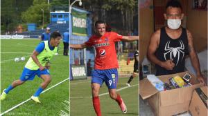 Jugadores de Liga Nacional dan positivo con coronavirus