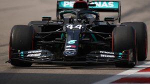 Lewis Hamilton se queda con la pole position del GP de Rusia