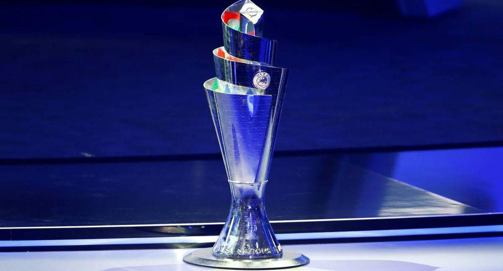 Liga de Naciones, Final Four octubre 2021