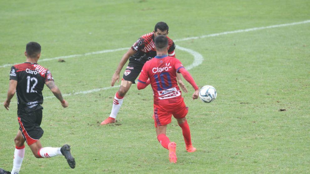 Municipal vs Sachispas, Torneo Apertura 2020