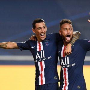 Neymar da positivo con Covid-19