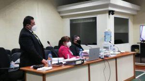 MP señala a Othmar Sánchez.