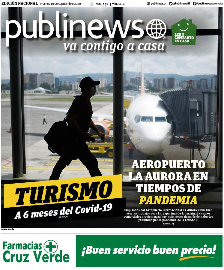 Publinews 19 septiembre 2020