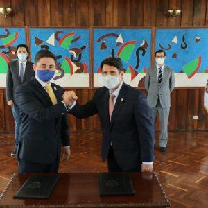Guatemala y Santa Catarina Pinula mejorarán el transporte público.