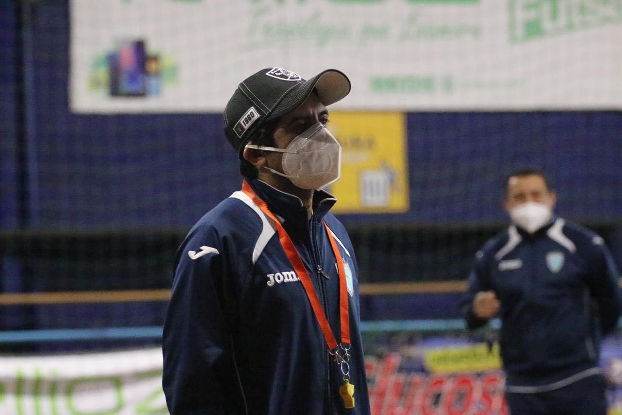 Selección nacional de Futsal regresa a los entrenos