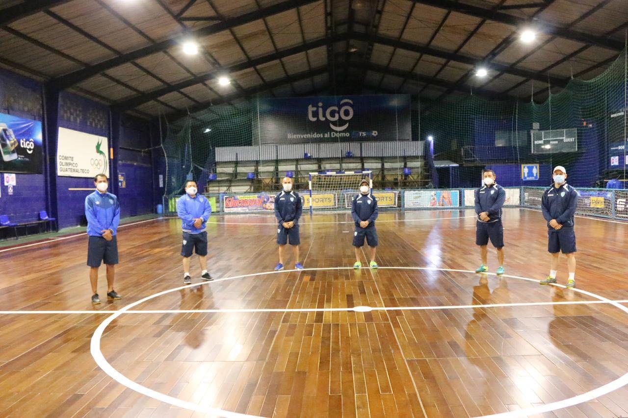 Selección Nacional de Futsal vuelve a entrenar